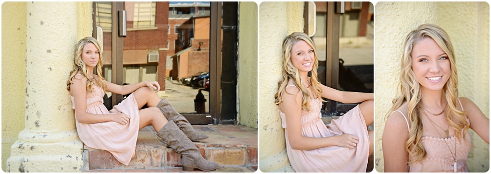 Jessica Strom Photography Kansas City Senior Photographer