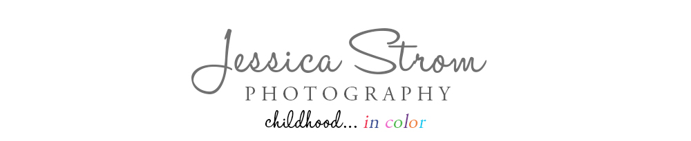 Kansas City Baby & Family Photographer logo